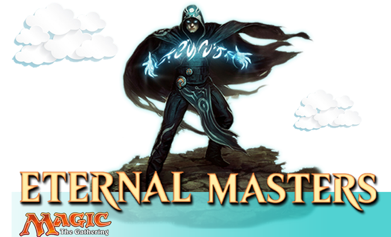 ETERNAL MASTERS MTG MAGIC