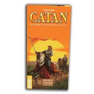 Catán: Ciudades y Caballeros 5-6 jugadores
