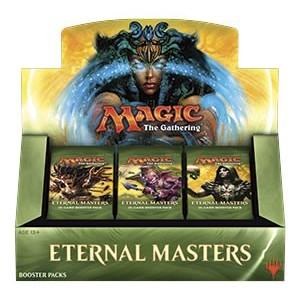 Caja de Eternal Masters Box MTG Magic