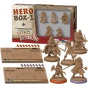 ZOMBICIDE: BLACK PLAGUE - HERO BOX 1