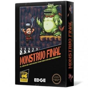 Monstruo Final: El juego de Cartas