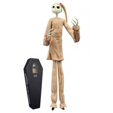 Pesadilla antes de Navidad - Muñeca Pijama Jack - Coffin Doll