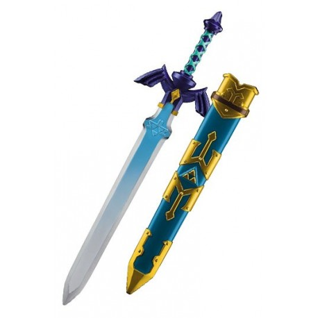 Réplica Plástico Espada Maestra de Link