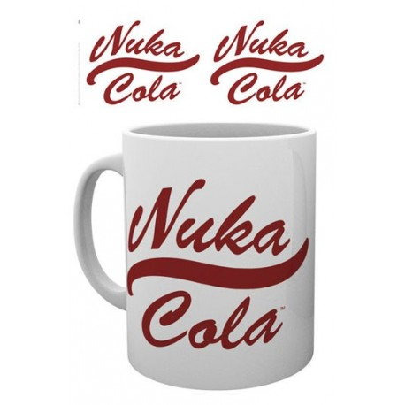Taza Nuka Cola - Fallout 4