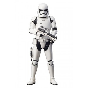 Estatua First Order Stormtrooper PVC ARTFX+ 1/10 - Star Wars Episode VII