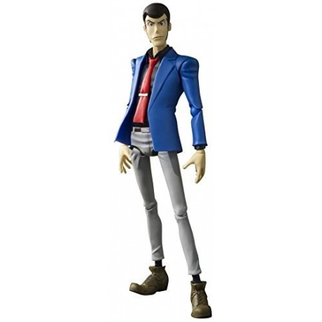 FIGURA LUPIN III THE THIRD SH FIGUARTS