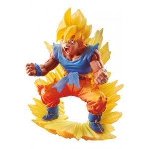Estatua PVC Super Saiyan Son Goku 10 cm - Dragonball Super Dracap Memorial 02