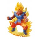 Estatua PVC Super Saiyan Son Goku 10 cm - Dragonball Super Dracap Memorial 02