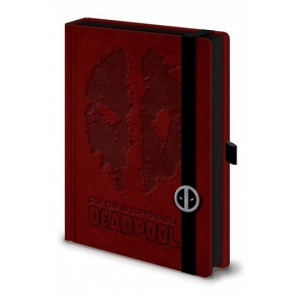 Libreta A5 Deadpool - Masacre - Marvel Comics