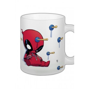 Taza Deadpool Baby - Marvel Comics