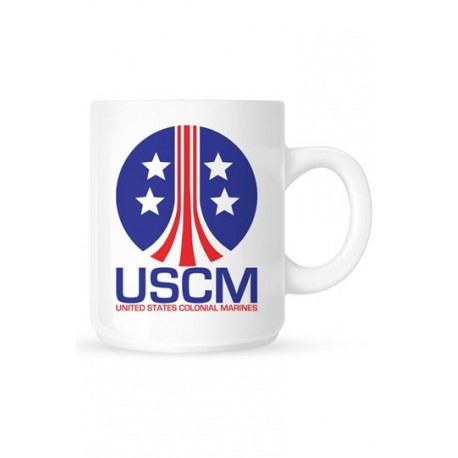 Taza Alien - USCM - United States Colonial Marines