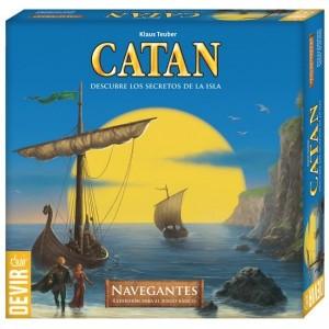 Los Colonos de Catán: Navegantes