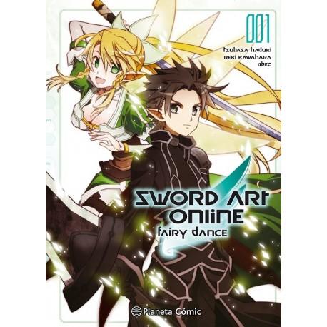 Sword Art Online Fairy Dance nº 01/03 - 1ª Edición con DVD