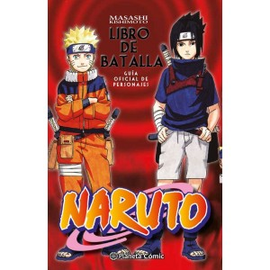 Naruto Guía nº 02 - Libro de batalla