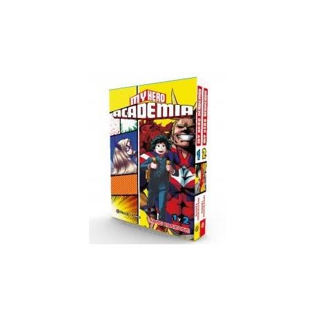 My Hero Academia 1+2 Pack Limitado