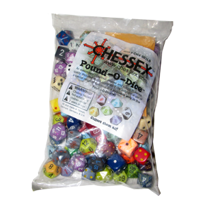 Pound-O-Dice - Chessex