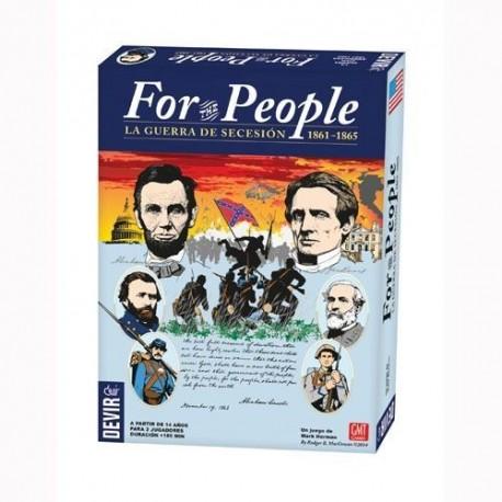 For the People - La Guerra de Secesión