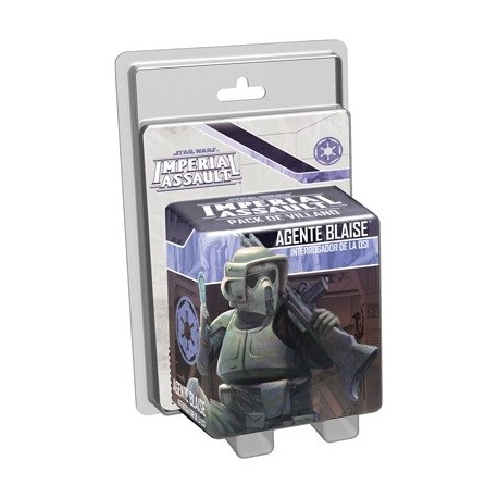 Star Wars Imperial Assault - Agente Blaise