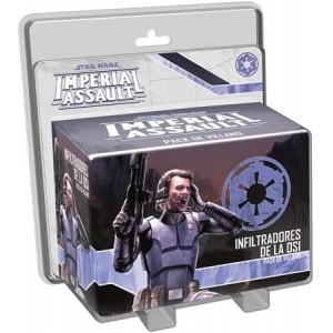 Star Wars Imperial Assault - Infiltradores de la OSI