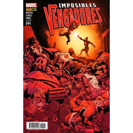 Imposibles Vengadores 44