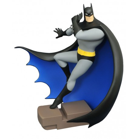 Batman La Serie Animada Estatua Batman 23 cm