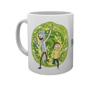 Taza Rick y Morty - Portal