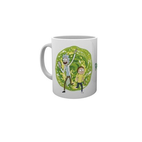 Taza Rick y Morty - Portal