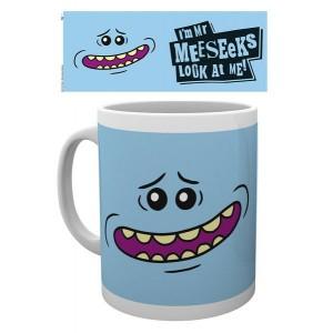 Taza Rick y Morty - Mr Meeseeks