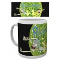 Taza Rick y Morty - Logo
