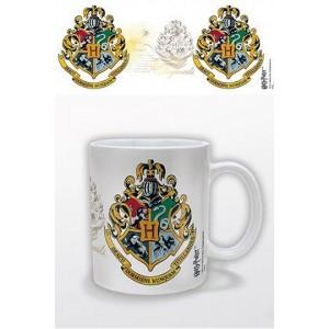 Taza Escudo Hogwarts - Harry Potter