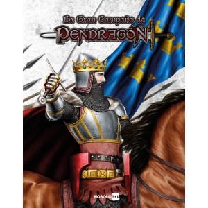 La Gran Campaña de Pendragón + Pantalla del DJ