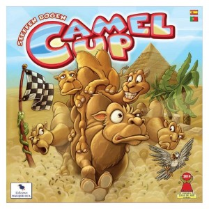Pack Camel Up + Camel Up SuperCup + El camello Arbitro