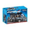 Furgón de Policía con Luces y Sonido - 6043 - Playmobil