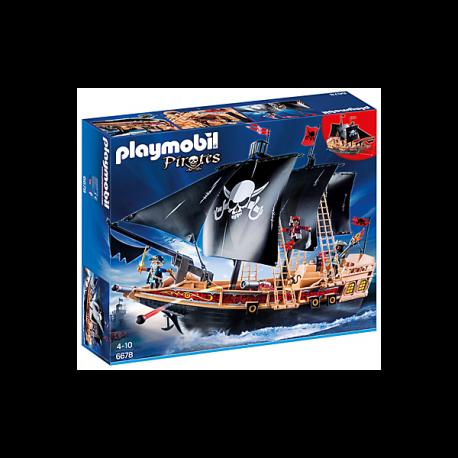 Buque Corsario de Playmobil - 6678