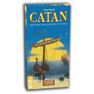 Catán: Navegantes 5-6 jugadores