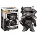 Funko POP! - Figura T-60 Power Armor Black Variant - Fallout