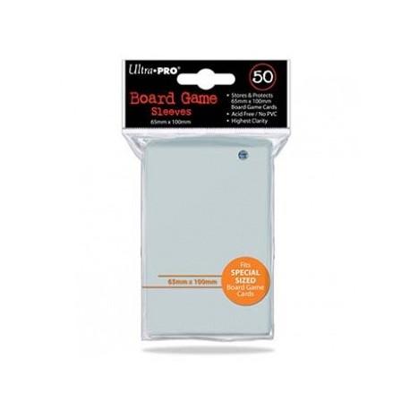 50 Fundas Protectoras - 65 mm x 100 mm - Ultra Pro
