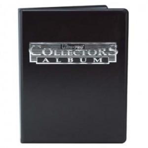 Album 9 bolsillos Negro - Ultra Pro Collectors