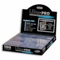 100 Páginas para album 9 bolsillos Platinum Series. - Ultra Pro