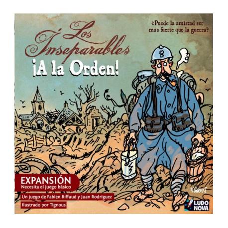 Los Inseparables - ¡A la Orden!