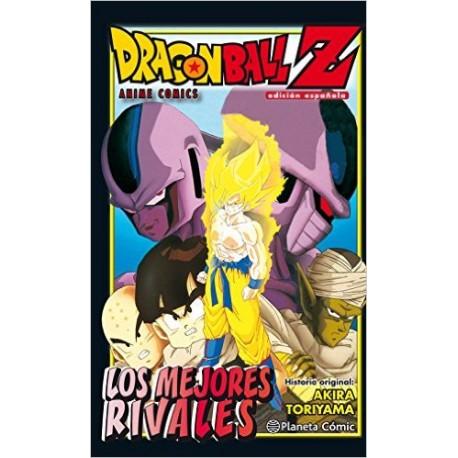 Dragon Ball Z - Los Mejores Rivales