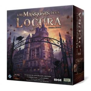 Las Mansiones de la Locura 2ª Edición - Juego de tablero