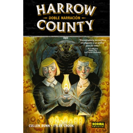 Harrow County 2 - Doble Narración