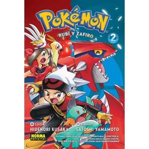 Pokemon 10 - Rubí y zafiro 2