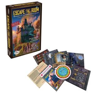 Escape the Room: Misterio en la Mansión del Observatorio