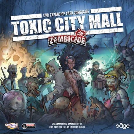 Zombicide - Toxic City Mall