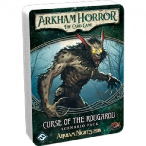 Arkham Horror LCG: Curse of the Rougarou Scenario Pack - EN
