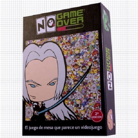 Comprar No Game Over