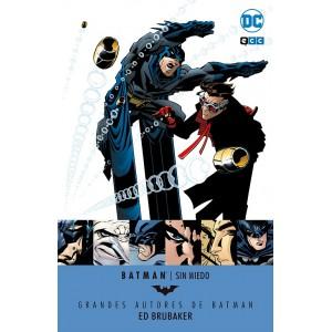 Grandes Autores de Batman: Ed Brubaker - Sin Miedo