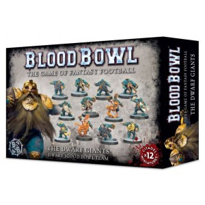 Blood Bowl - The Dwarf Giants